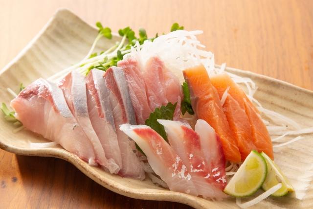 刺身盛り合わせ<span>※旬な魚をご提供いたします。</span>
